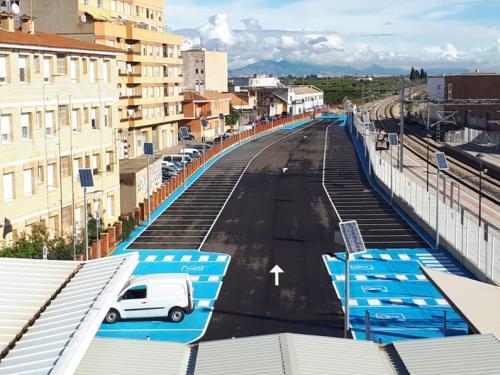 estación nules grupo villar gestion infraestructuras parking aparcamiento