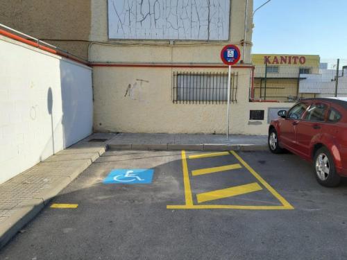 villar jerez señalización conservación mantenimiento instalación horizontal