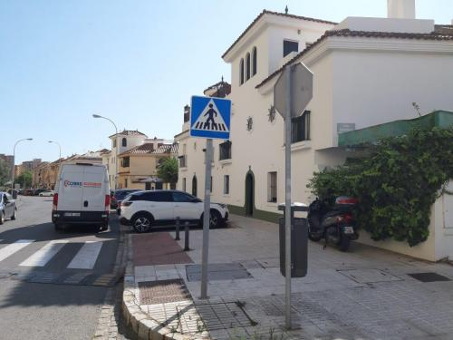 villar jerez señalización conservación mantenimiento instalación señal paso peatones