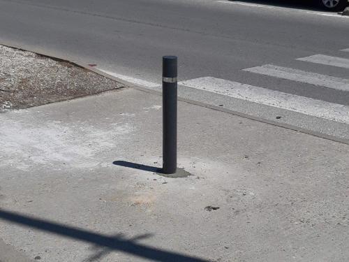 villar jerez señalización conservación mantenimiento instalación pilona