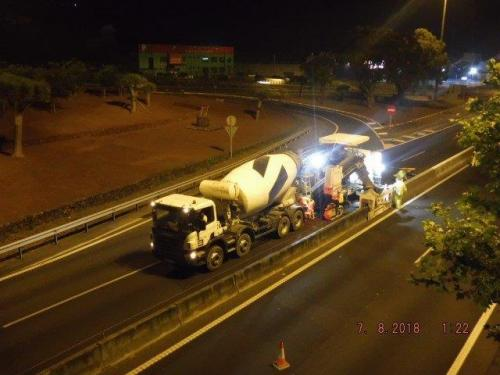 barrera hormigón grupo villar gestión infraestructuras