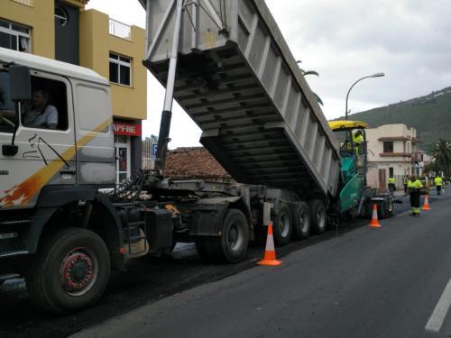 RODILLO HAMM GRUPO VILLAR GESTION INFRAESTRUCTURAS OPERARIOS