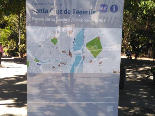 SEÑAL TURISTICA TENERIFE VILLAR SEÑALIZACION