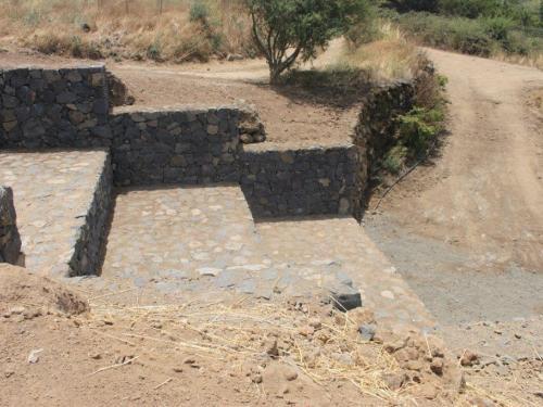 encauzamiento barranco Tenerife grupo villar obra civil