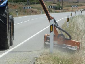 Nuevo contrato de conservación con Diputación de Sevilla