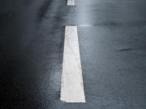 Asfaltado de la carretera TF-5